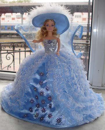 Куклы шкатулки в бальных платьях своими руками от мастериц