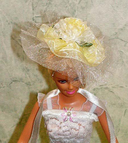 Как своими руками сделать шляпу для куклы своими руками 97