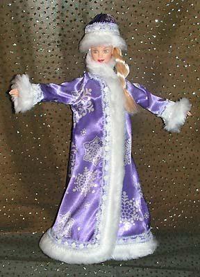 Снегурочка костюм сшить своими руками