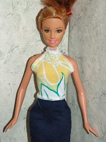 Блузка Для Барби