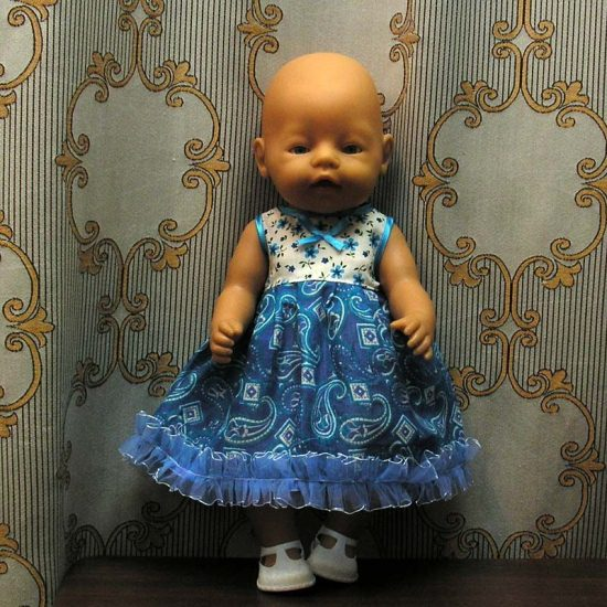 Фото платья беби бон