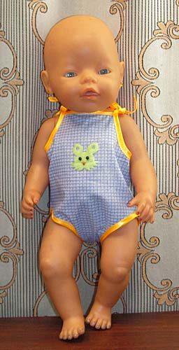 Я продолжаю шить Бебику Бону! - Гардероб для куклы - Страна Мам
