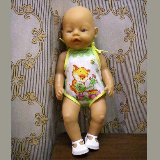 Как для куклы сделать люльку для